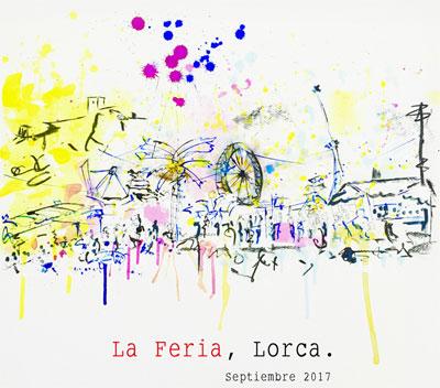 Feria y Fiestas Lorca 2016