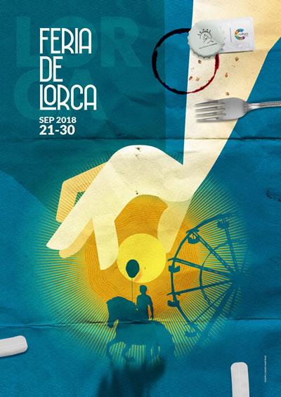 Feria y Fiestas Lorca 2018
