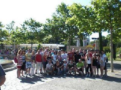 60 jóvenes lorquinos participaron este fin de semana en las actividades del programa Diversa