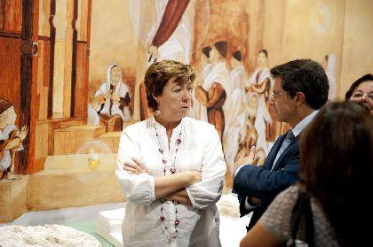 Lorca promociona en Cartagena su patrimonio judío con la muestra ?Luces de Sefard?, desde ayer y hasta el 27 de marzo