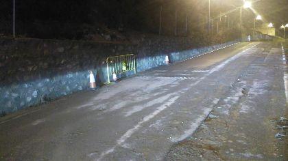 Precaución al circular por carretera de La Parroquia