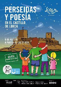 Programación especial en el castillo para disfrutar de las lágrimas de San Lorenzo