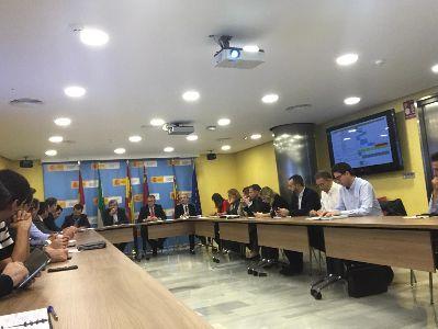 El Ayuntamiento de Lorca pide que se puedan ejecutar de manera simultánea proyectos de diferentes administraciones encaminados a evitar inundaciones en caso de lluvias torrenciales