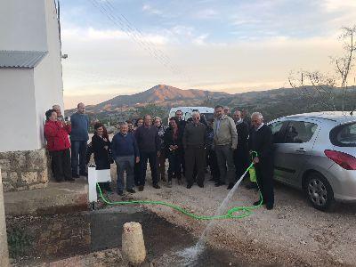 150 familias de Nogalte, Béjar, Henares y Zarzalico disponen de suministro de agua potable gracias a un nuevo tramo de 18,3 kilómetros de red en el que se han invertido 778.000 €