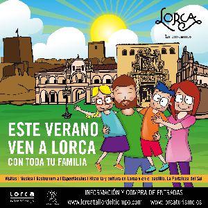 El castillo amplía su horario para el disfrute de lorquinos y visitantes