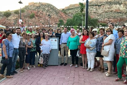 La renovación urbana de San Pedro de Lorca avanza con el estreno de un nuevo pulmón verde de 5.600 metros cuadrados en los Barrios Altos