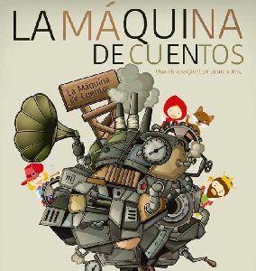 El Teatro Guerra acoge la representación infantil ''La Máquina de los Cuentos''