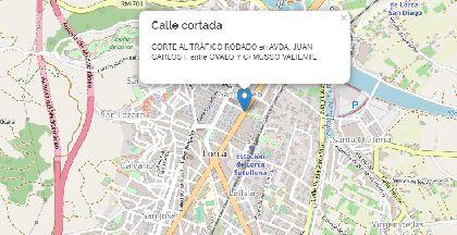 Este viernes y sábado se producirán cortes de tráfico en Juan Carlos I por el ''IX Rallye Tierras Altas de Lorca''