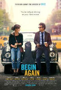 La Plaza de Calderón acoge esta noche la proyección de la película ''Begin Again'' dentro del ciclo Verano de cine 2015