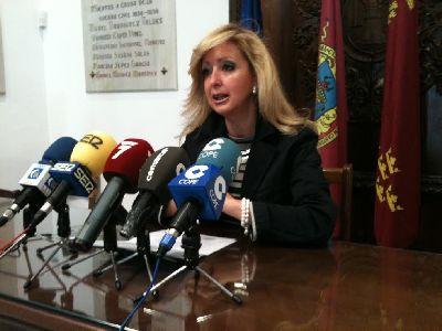 Las personas que visiten Lorca por Semana Santa dispondrán de 13.000 plazas de aparcamiento, 2.000 más que en 2013