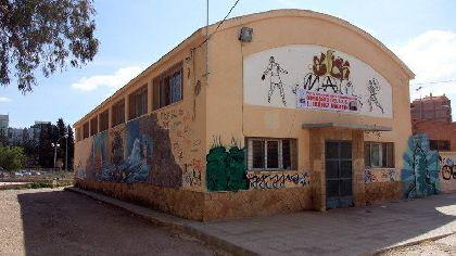 El Ayuntamiento de Lorca concede licencia de obras para la rehabilitación del gimnasio del Instituto 'Ibáñez Martín'