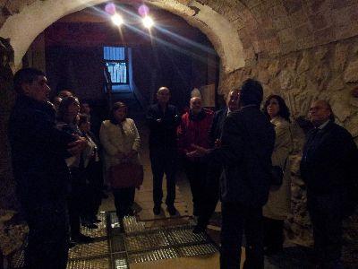 Una conferencia desvelará los nuevos hallazgos arqueológicos del palacio andalusí descubierto bajo el Santuario Patronal de la Virgen de las Huertas