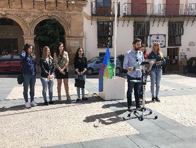 Lorca se suma a la campaña de sensibilización ''Partir de Cero'', promovida por Secretariado Gitano con el objetivo de combatir la discriminación hacia este colectivo