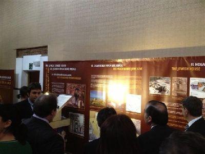 La exposición ''Huellas de la Cultura judía en Lorca'' registra un total de 62.920 visitas en el Museo Sefardí