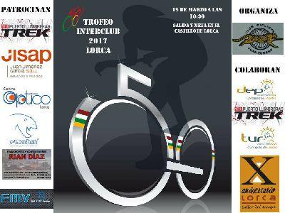150 corredores se disputan este domingo el Trofeo Interclub que pasará por las pedanías altas y tendrá como salida y meta el castillo de Lorca
