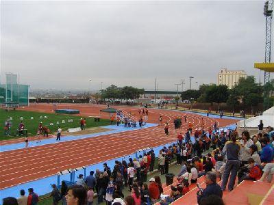 La recién nombrada Pista de Atletismo ''Úrsula Ruiz Pérez'' acogerá este sábado los Controles Juvenil y Junior y de Lanzamientos Largos de Jabalina