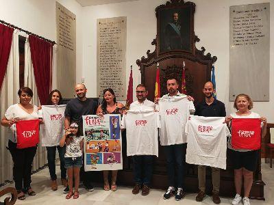 Una veintena de actos componen el programa de las Fiestas Patronales en honor a la Virgen de las Huertas que se celebrarán del 6 al 9 de septiembre