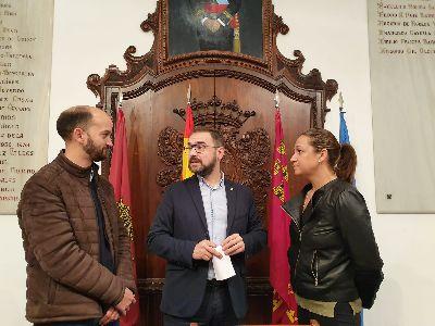 El Ayuntamiento de Lorca pone en marcha un plan de choque para mantenimiento y reparaciones de instalaciones públicas en pedanías