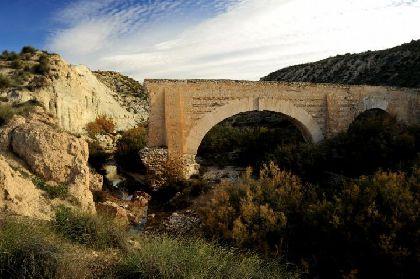 El Ayuntamiento de Lorca solicita la declaración del Acueducto de Zarzadilla de Totana como BIC