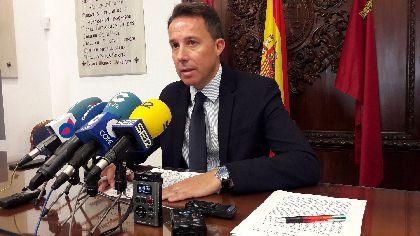 El Pleno del Ayuntamiento aprueba conceder la Medalla de Oro de la Ciudad de Lorca a SEPOR en su 50 aniversario, que se entregará el próximo 23 de noviembre