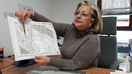 Urbanismo impulsa una modificación del Plan General que permitirá a los ciudadanos de una unidad de actuación en el casco urbano recuperar la posibilidad de edificar