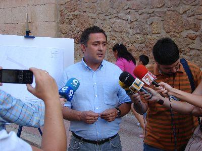 El Ayuntamiento reformará la calle Presbítero Emilio García para facilitar la circulación de los peatones, una obra en la que invertirá más de 230.000 euros
