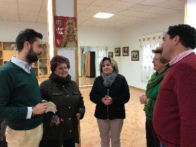 El Ayuntamiento invierte más de 75.000 euros en mejorar 20 locales de asociaciones de mujeres de nuestro término municipal