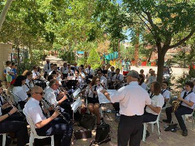 La concejalía de Cultura inicia el ciclo ''Microconciertos desde casa'' a través de la Banda Municipal de Música
