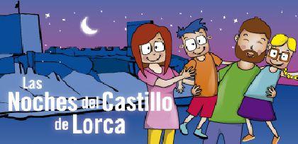 El castillo de Lorca invita a disfrutar de las noches más animadas del verano con visitas teatralizadas, gastronomía, desfiles de moda y los mejores conciertos