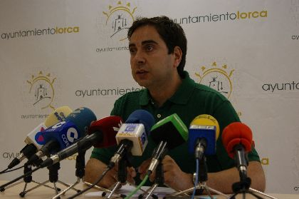 553 nuevas empresas han abierto en Lorca aprovechando la implantaci�n de la licencia express en 2012