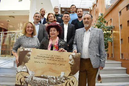 Lorca acogerá una peregrinación jubilar de Hermandades y Cofradías de Gloria de la Región con motivo del 75º aniversario de la coronación canónica de la Virgen de las Huertas
