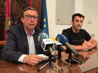 El Castillo de Lorca acogerá el próximo sábado la final de la XXIX Olimpiada Matemática de la Región de Murcia en la que participarán 20 jóvenes