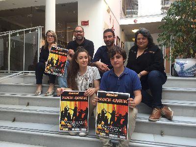 150 alumnos del IES Francisco Ros Giner estrenan el lunes 11 de junio en el Teatro Guerra el musical solidario ''Rock Giner''
