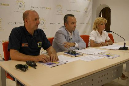 450 personas velarán por la seguridad durante la Feria y Fiestas de Lorca