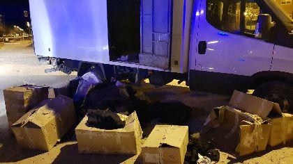 La Policía Local detiene al presunto autor de un robo con fuerza en las inmediaciones de Alameda de Cervantes