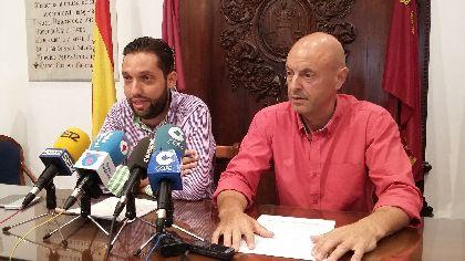 El Ayuntamiento anima a empresas y emprendedores lorquinos a beneficiarse de las ayudas de la Unión Europea para impulsar nuevos proyectos de desarrollo