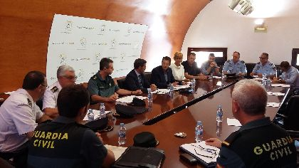 El Plan de Seguridad Ciudadana para la Feria y Fiestas que desplegarán Ayuntamiento y Delegación del Gobierno contará con más de 1.200 efectivos