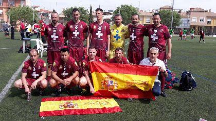 La Policía Local de Lorca logra el segundo puesto en la general por equipos de municipios de menos de 100.000 habitantes y el tercero de España en atletismo  por equipos en el XXV Campeonato Nacional Alcazaba 2017