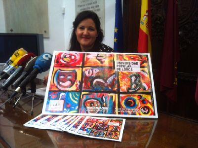 La Universidad Popular de Lorca abre el plazo de inscripción en 98 cursos y, por primera vez, ofrece descuentos del 50% a personas con menos recursos, discapacitados, pensionistas y las familias más numerosas