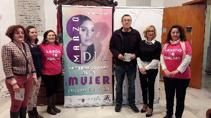 16 actividades conmemoran el 8 de marzo, Día Internacional de la Mujer, bajo el lema ''Lorca por la igualdad''