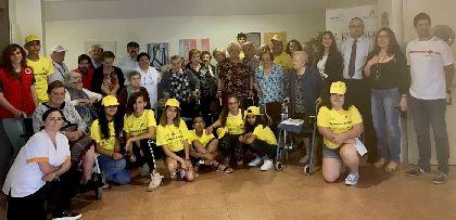 La Residencia Domingo Sastre, San Diego y Caser se convertirán hasta el 25 de junio en museos abiertos en los que los niños del Caixa Proinfancia serán los guías turísticos