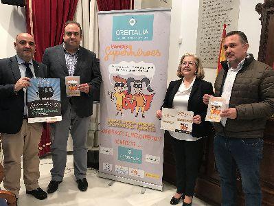 755 alumnos de colegios del municipio aprenderán consejos sobre reciclaje y cambio climático gracias a la campaña ''Grandes Superhéroes'' del Ministerio de Medio Ambiente