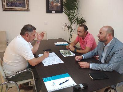 ESAMUR y Ayuntamiento de Lorca hacen balance de las actuaciones en infraestructuras para la depuración de aguas acometidas con una inversión de 580.000 euros