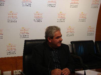 El Alcalde de Lorca elegido representante de 132 municipios en el Comité de Autoridades Competentes de la Demarcación Hidrográfica del Segura