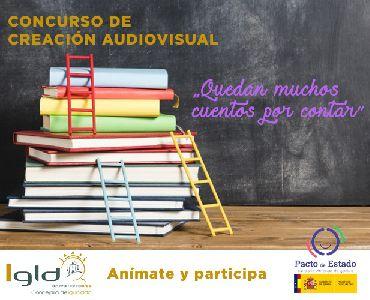 Imagen de El Ayuntamiento de Lorca pone en marcha el concurso de creación audiovisual ''Quedan muchos cuentos por contar''