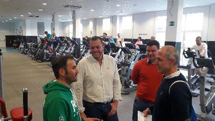 El Ayuntamiento mejora los horarios y precios del Complejo Deportivo Felipe VI para seguir dando el mejor servicio a los más de 1.000 abonados que cada año disfrutan de estas instalaciones