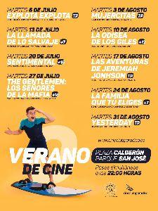 El 'Cine de Verano' continúa mañana con la comedia 'Sentimental' en el Parque de San José y la Plaza de Calderón