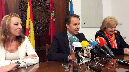 El Alcalde anima a todos los lorquinos a sumarse a los actos organizados por la Hermandad de la Virgen de las Huertas con motivo del LXXV aniversario de la coronación canónica de la Patrona