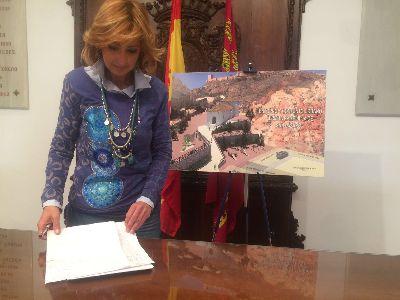 El Ayuntamiento de Lorca adjudica la redacción del proyecto y dirección de la rehabilitación de la Ermita de San Lázaro para uso municipal y la creación de un parque en su entorno