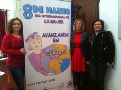 La Concejal�a de la Mujer de Lorca y la Federaci�n de Organizaciones de Mujeres organizan 13 actos para celebrar del 2 al 25 de marzo el D�a Internacional de la Mujer